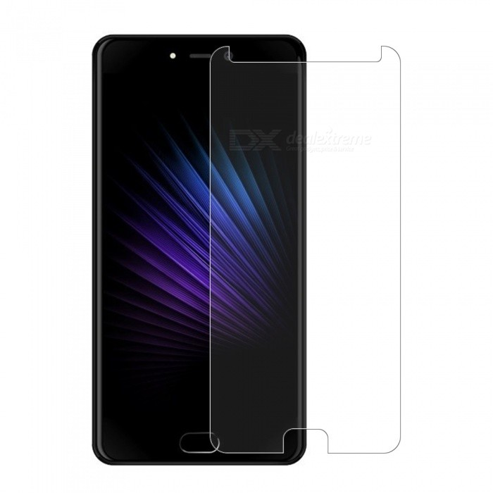 Tempered Glass Screen Protector for Leagoo T5C - Transparent