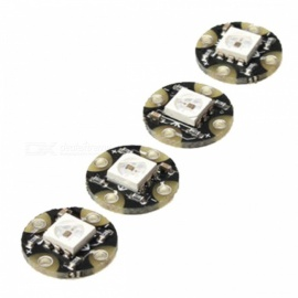 LED led completo de 24 bits de color LED de 50 bits de prodio WS2812 (4 PCS)