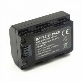 NP-FZ100 2280mAh Camera Battery for Sony - Black