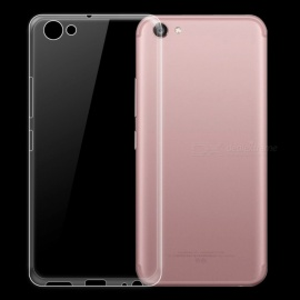 Dayspirit Ultra-Thin Protective TPU Back Case for Vivo X9s Plus - Transparent