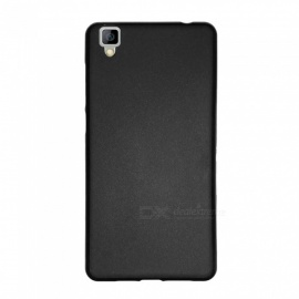 Protective TPU Back Cover Soft Case for Bluboo Maya - Black