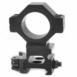 ACCU New Universal Quick Release Aluminum Alloy Gun Mount with Hex Wrench - Black