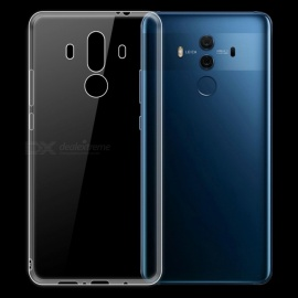 Dayspirit Ultra-Thin Protective TPU Back Case for Huawei Mate 10 Pro - Transparent