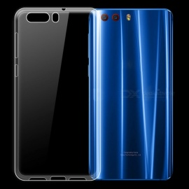 Dayspirit Ultra-Thin Protective TPU Back Case for ZTE Nubia Z17 MiniS - Transparent