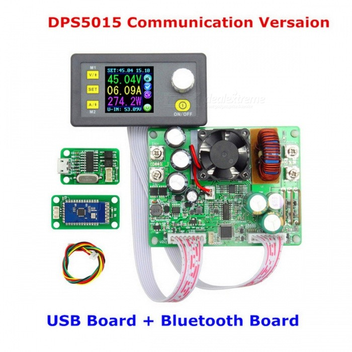 rd dps5015 communication constant voltage current dc step down power
