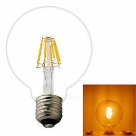 JRLED E27 6W 600lm 6-COB LED Warm White Retro Bulb (AC220V )