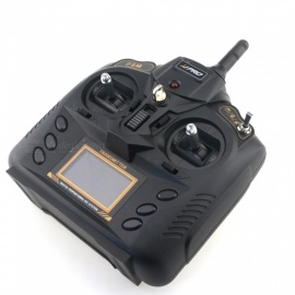 JJRC JJPRO X3 -12 Transmitter for JJPRO X3 RC Drone - Black