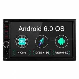 "Ownice Quad-Core 7"" Android 6.0 Car Radio Player for Universal"