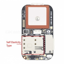ZX303 PCBA GPS Tracker GSM GPS Wifi LBS Locator SOS Alarm Web APP Tracking TF Card Voice Recorder SMS Coordinate Dual System