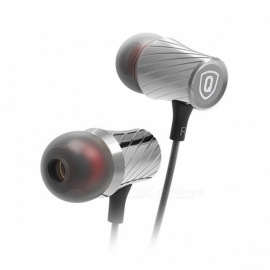 Original QKZ DM3 Supper Bass In-ear Wired HiFi Earphones Headset Noise Cancelling  (Without Microphone)