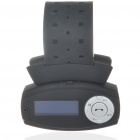 "Rechargeable 1.6"" LCD Bluetooth V2.0 Caller ID Handsfree Car Kit"