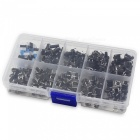 180PCS Tactile Push Button Switch Micro Momentary Tact Assortment Kit (6x6 Push Button Switch)