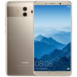 "HUAWEI Mate10 5.9"" 3D Curved Glass Octa-Core 4G Phone w/ 4GB RAM, 64GB ROM - Golden"