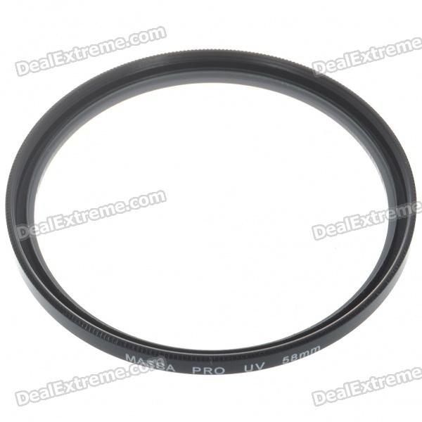 Ultra-Thin UV Camera Lens Filter (58mm)
