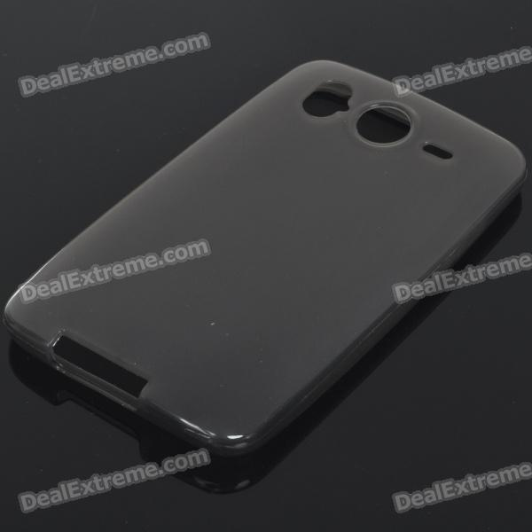 Protective TPU Case for HTC Desire HD - Grey