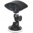 2.0MP 1/4 CMOS Digital Car DVR Camcorder w/ Motion Detection/TV-Out/TF/Night Vision
