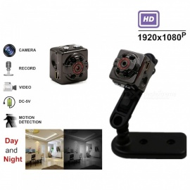 ESAMACT Full HD Video 1080p DV DVR Mini Camera Camcorder SQ8 Micro Cam Motion Detection with Infrared Night Vision