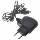 EU Type Mini USB/Micro USB Travel Charger/Power Adapter for HTC/Blackberry/Motorola Cellphones