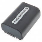 NP-FH50 Compatible 7.4V 900mAh Battery Pack for Sony HDR-UX5E + More