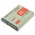 Designer's NP-BG1/FG1 Compatible 3.7V 1200mAh Battery Pack for Sony DSC-W30 + More