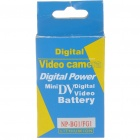 NP-BG1/FG1 Compatible 3.7V 1200mAh Battery Pack for Sony DSC-W30 + More