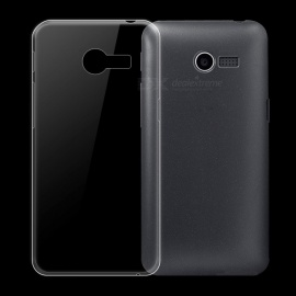 "Dayspirit Ultra-Thin Protective TPU Back Case for Asus Zenfone 4 4"" - Transparent"