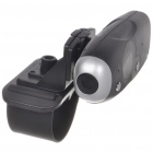 Sporty Waterproof 1.3M Pixel CMOS Vehicle Mount Video Recorder/Camcorder w/ TV Out/TF Slot