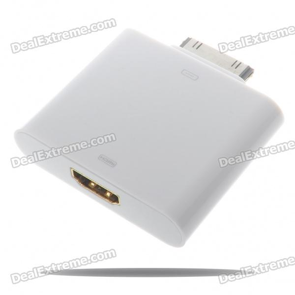 HDMI Adapter for iPhone 4/iPad/iPod Touch 4G
