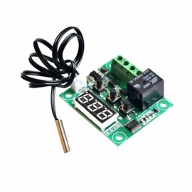 ESAMACT W1209 Mini Digital Thermostat Temperature Controller Module, High Precision Switch Incubation Plate