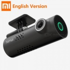 Xiaomi 70MAI Smart Car DVR 1080P 130 Degree Wide Angle Sony Sensor, Voice Control Camcorder English voice APP