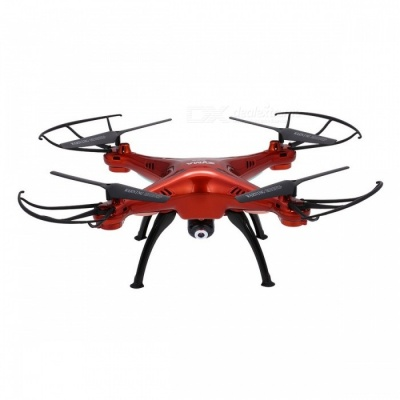 Syma X5SC New Version Syma X5SC-1 4CH 2.4GHz 6 Axis RC Quadcopter with 2.0MP HD Camera 360 Degree Eversion