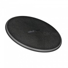 Ulefone UF002 10W 9V Wireless Fast Qi Charging Pad Charger for IPHONE X Samsung S9 Mix 2S - Black