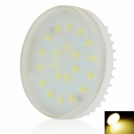 LeXing Lighting GX53 7W 21 LEDS SMD 5730 Natural White Cabinet Spotlight Ceiling Light (AC/85~265V)