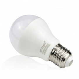E27 6W 2.4G AC85-265V Wi-Fi Dual White/RGBW LED Lamp Wireless Brightness Adjusting Color Changing Dimmable LED Bulb