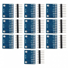 Produino 10Pcs ADXL345 3-Axis Digital Acceleration of Gravity Tilt Modules