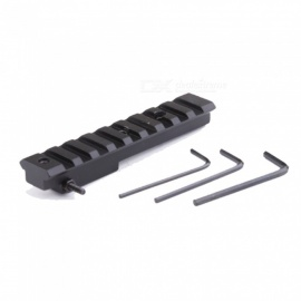 ACCU 20mm Gun Guide Rail Mount for M44 / M91 / 30 / M39 / M38 - Black