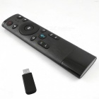 Kitbon 2.4G Wireless Air Remote Mouse w/ Built-in 3-Gyro 3-Gsensor, USB Receiver for Smart TV BOX PC