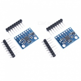 ESAMACT GY-521 MPU-6050 2Pcs 3-Axis Accelerometer Gyroscope Modules