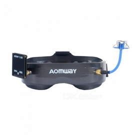 AOMWAY gogglesv2 commander FPV 1080P 5.8G 64CH headset hdin avin ondersteuning hoofdtracker