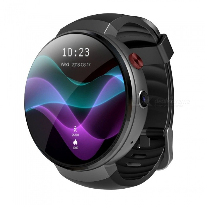 LEMFO LEM7 4G-LTE Smart Watch Phone, Equipped with 700mAh ...