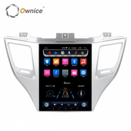 "Ownice Vertical Screen Octa-Core 9.7"" Android 6.0 Car DVD Player for Hyundai TUCSON 2015"