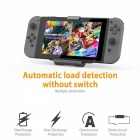 GameWill Fast Charging 7000mAh Backup Power Bank Stand for Nintendo Switch