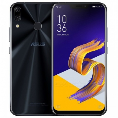 Asus Zenfone 5 ZE620KL Dual SIM Smart Phone with 64GB ROM - Black Blue