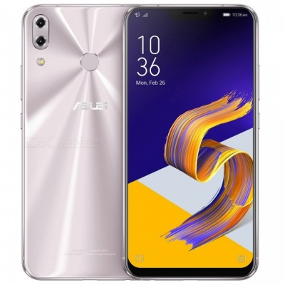 Asus Zenfone 5 ZE620KL Dual SIM Smart Phone with 64GB ROM - Grey Silver