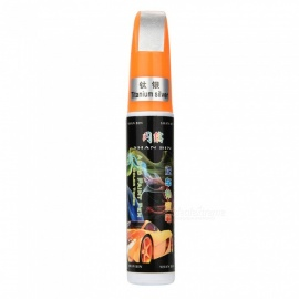 Titanium Silver Auto Paint Scratch Repair Pen (12mL)