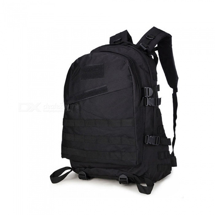 Game Playerunknown Battlegrounds Military Tactical Backpack Instructor Backpack  Bag - Black - Free shipping - DealExtreme 373d7ae6ad6