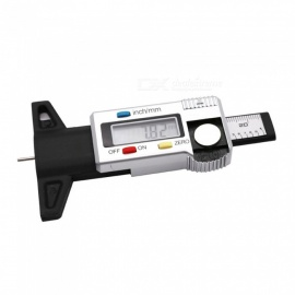 hoge precisie digitale bandenspanningsmeter pneumatische pistool dieptemeter automotive bandenspanning monitor
