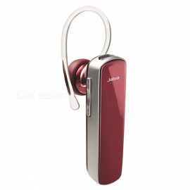 Jabra Clear Bluetooth Wireless Earphone Headset - Red