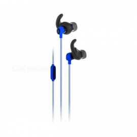 JBL reflect mini-oortelefoons in blauw - blauw