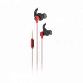 JBL rifletta la mini cuffia in-ear sportiva - rossa